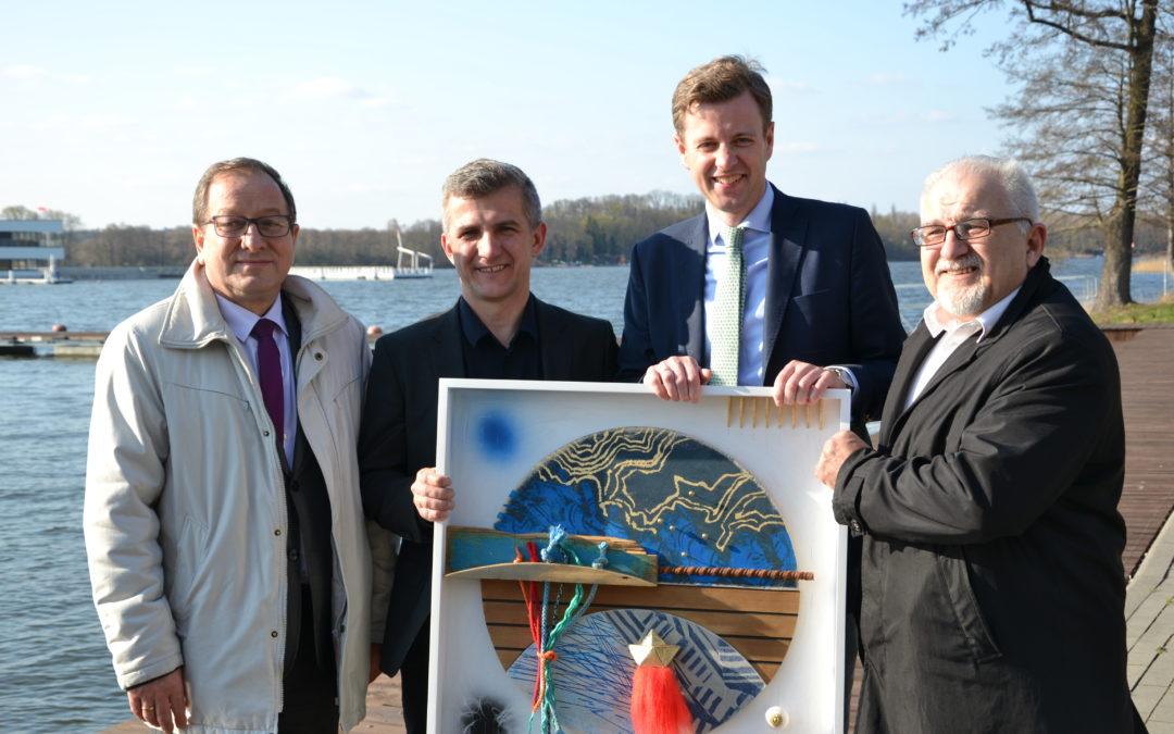 Dekada współpracy Powiatu Iławskiego i Powiatu Hof z Niemiec! Gościliśmy delegację z Bawarii