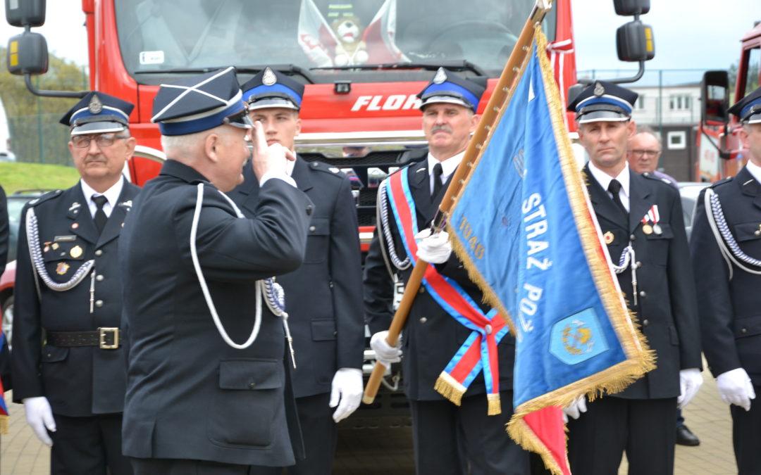 Strażacy – ochotnicy to skarb każdej gminy. [Obchody Powiatowego Dnia Strażaka i Dni Rodziny]