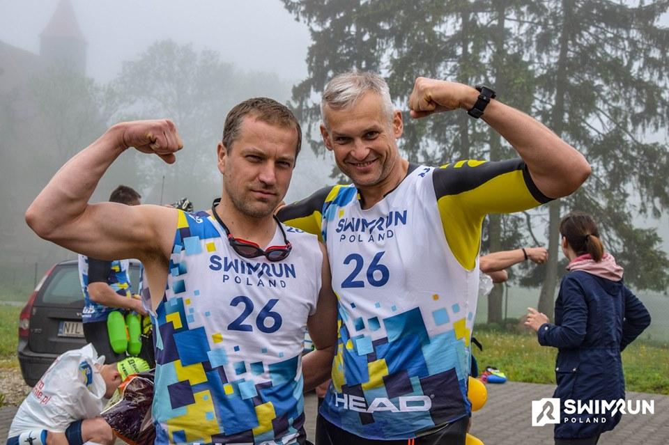 Port Śródlądowy był gospodarzem fantastycznej imprezy sportowej –Swimrun Ultra Jeziorak 2019!