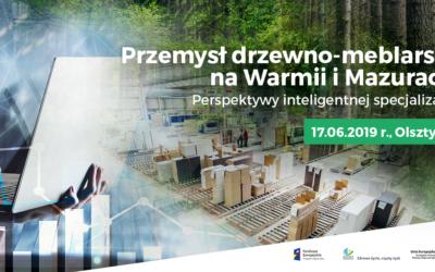 Przemysł drzewno-meblarski na Warmii i Mazurach – perspektywy inteligentnej specjalizacji