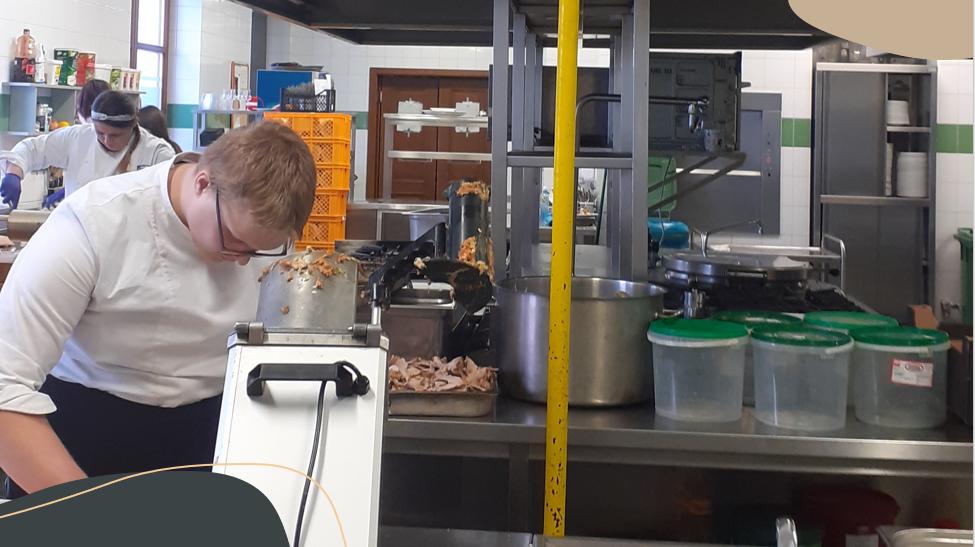 Zespół Szkół w Lubawie kształci kucharzy. Praktyka i nauka w tym samym miejscu