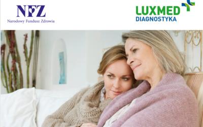 Bezpłatna mammografia dla pań w wieku 50-69 lat [Iława 13 i 14 lipca]