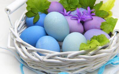 Wesołej i Błogosławionej Wielkanocy! Życzenia od Starosty i Przewodniczącego Rady Powiatu Iławskiego