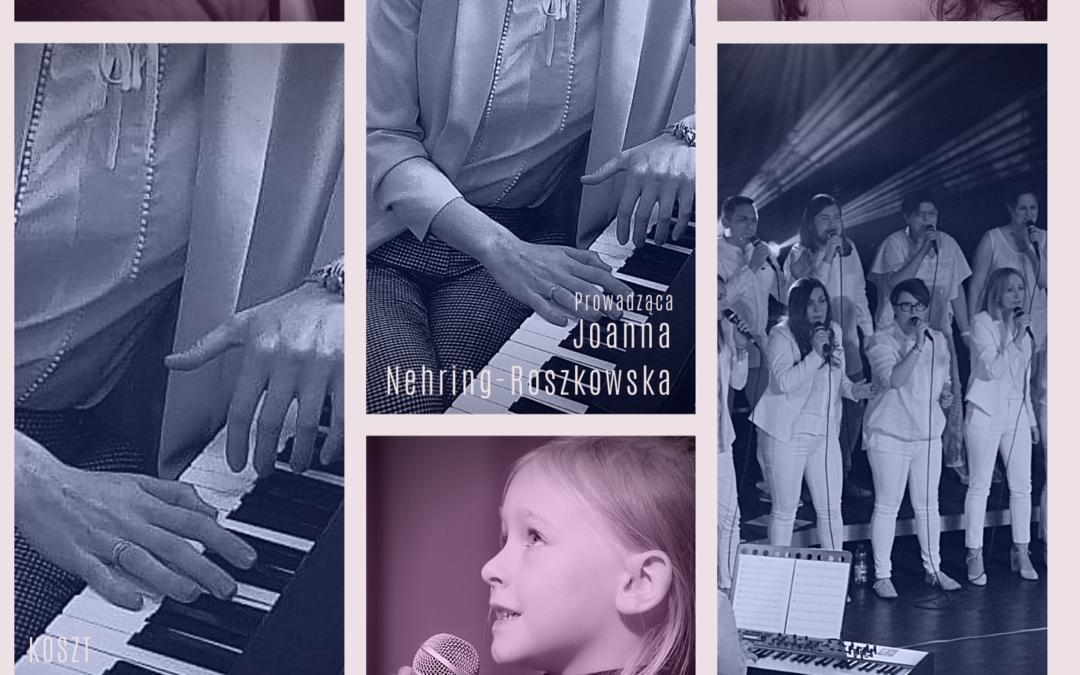 Młodzi śpiewają gospel – I Warsztaty Wokalne dla Dzieci iMłodzieży. Przedsięwzięcie dofinansowane ze środków Powiatu Iławskiego