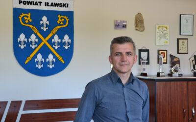 Starosta Bartosz Bielawski: Największa inwestycja Powiatu Iławskiego przebiega zgodnie z harmonogramem