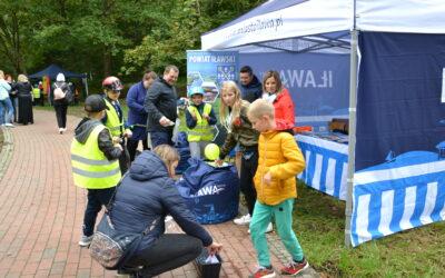 Powiat Iławski uczestniczył w Pikniku Edukacyjnym LOVE ROWER w Olsztynie